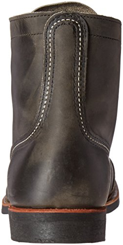 Red Wing 8113, Uomo Stringate Charcoal