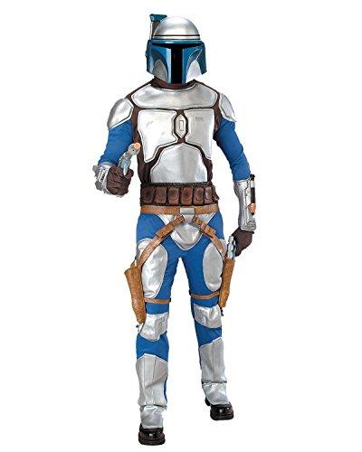 Jango Fett Costumes For Sale (Mens Theatre Costumes Jango Fett Costume Sci Fi Fantasy Sizes: One Size)