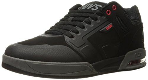 black Enduro Black 005 Dvs Sneaker Uomo Nero Shoes X Red x1wBqCAY