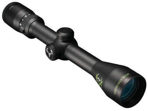Bushnell Trophy XLT Multi-X Reticle Riflescope Bone Collector Edition, 3-9x 40mm ()