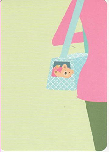 Baby Announcements Checkerboard - On the Go Mama Baby Shower Invitation