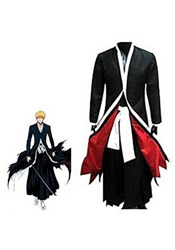 with Bleach Costumes design