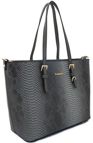 Flora Cloth Gray Co amp; Gray Women Bag rqpxzrZvw