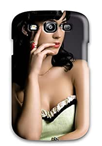BSycT2674LQkbq Case Cover Katy Perry Iphone Galaxy S3 Protective Case