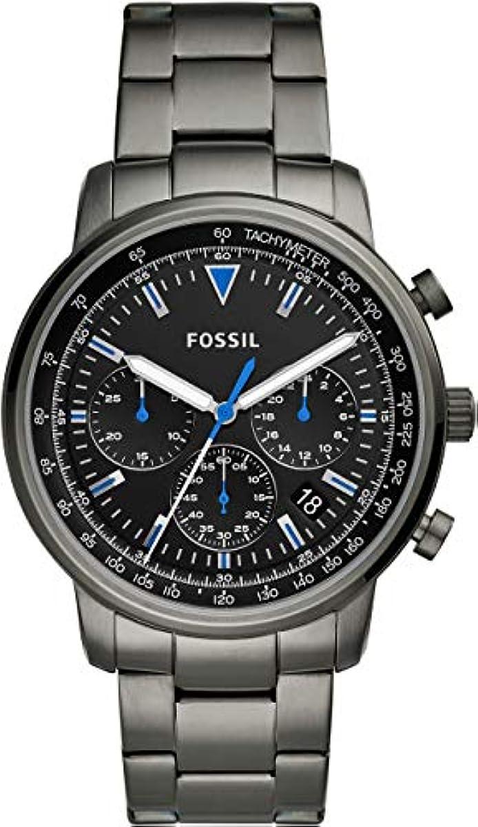 [해외] [파슬(Fossil)]FOSSIL 손목시계 GOODWIN CHRONO FS5518 맨즈 【정규 수입품】