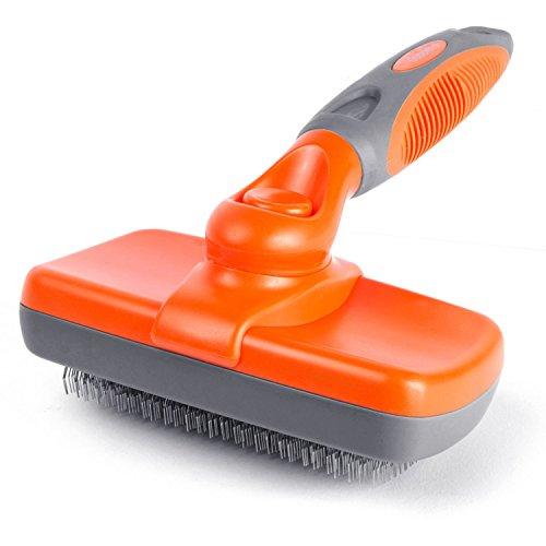 Suppets Cleaning Dematting Stainless Bristles Orange product image