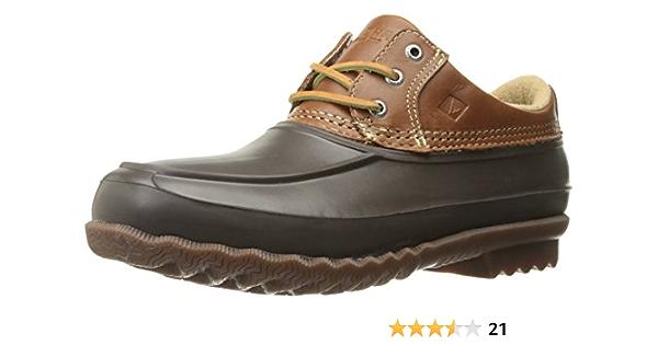 Sperry Men's Decoy Low Boot Rain, Tan