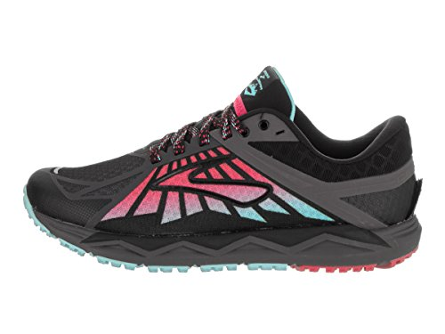 Caldera De Course Chaussures Brooks azalea Femme Anthracite black dqtEdv