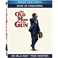THE OLD MAN AND THE GUN arrives on Digital Jan. 1 and on Blu-ray, DVD Jan. 15 from Fox