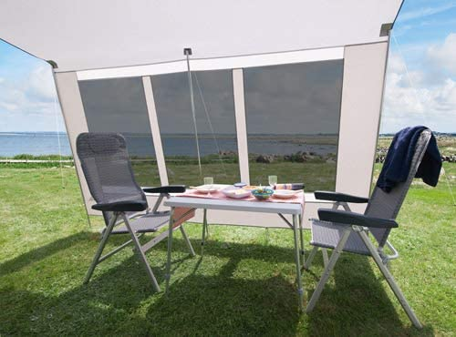 1 o dwt Sonnendach Foyer Gr 2 Wohnwagen Caravan Sonnensegel Outdoor Camping