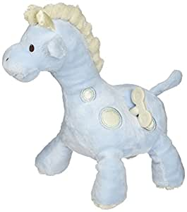Mary Meyer Thready Wind Up Musical Giraffe, Blue (Discontinued by Manufacturer)
