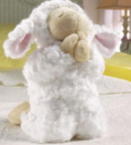 Praying Lamb (Ganz 8