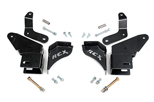 Arm Drop Kit (Rough Country - 1627 - Control Arm Drop/Relocation Kit for 4.5-6.5-inch Lifts for Jeep: 84-01 Cherokee XJ 4WD/2WD)
