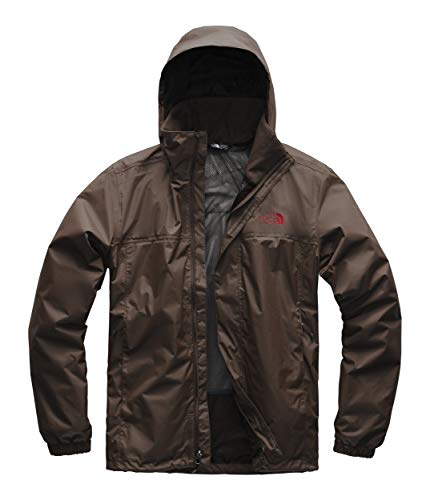 The North Face Men's Resolve 2 Jacket - Bittersweet Brown & Bittersweet Brown - L