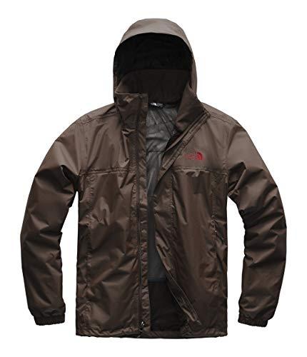 The North Face Men's Resolve 2 Jacket - Bittersweet Brown & Bittersweet Brown - L