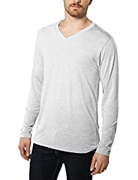 Men's Weightless Long Sleeve V-Neck Shirt
