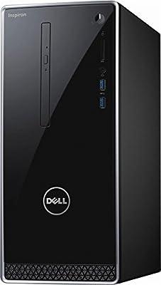 2018 Newest Premium Dell Inspiron i3668 Desktop PC, Intel Core i3-7100 3.90 GHz Processor, HD Graphics, DVD±RW, Bluetooth, HDMI, WiFi, Dell Keyboard & Mouse