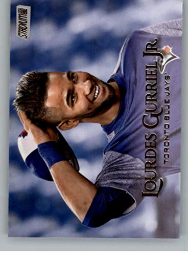 (2019 Stadium Club Baseball #232 Lourdes Gurriel Jr. Toronto Blue Jays Official MLB Trading Card From Topps)