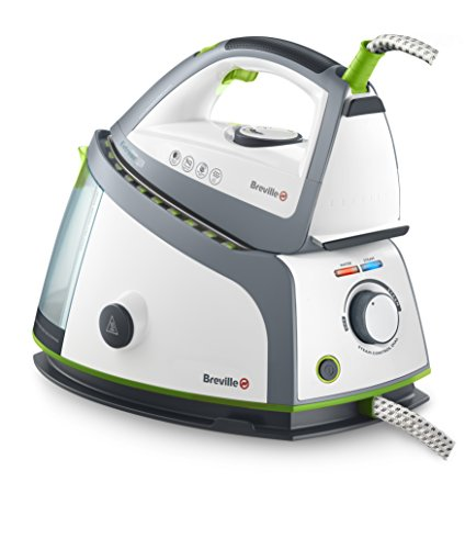 Breville 220-240 Volt/ 50Hz, BRVSG002X Steam Generator Iron, FOR OVERSEAS USE ONLY, WILL NOT WORK IN THE US