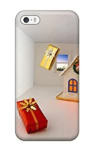 Perfect Fit GGIPWdl5061OWZDa Holiday Christmas Case For Iphone - 5/5s