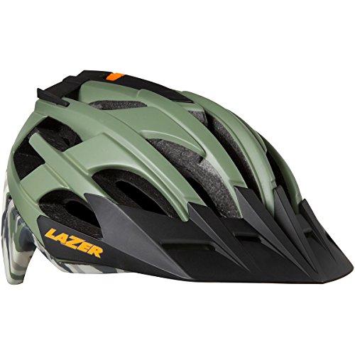 Lazer Oasiz Helmet Matte Green Camo, M For Sale