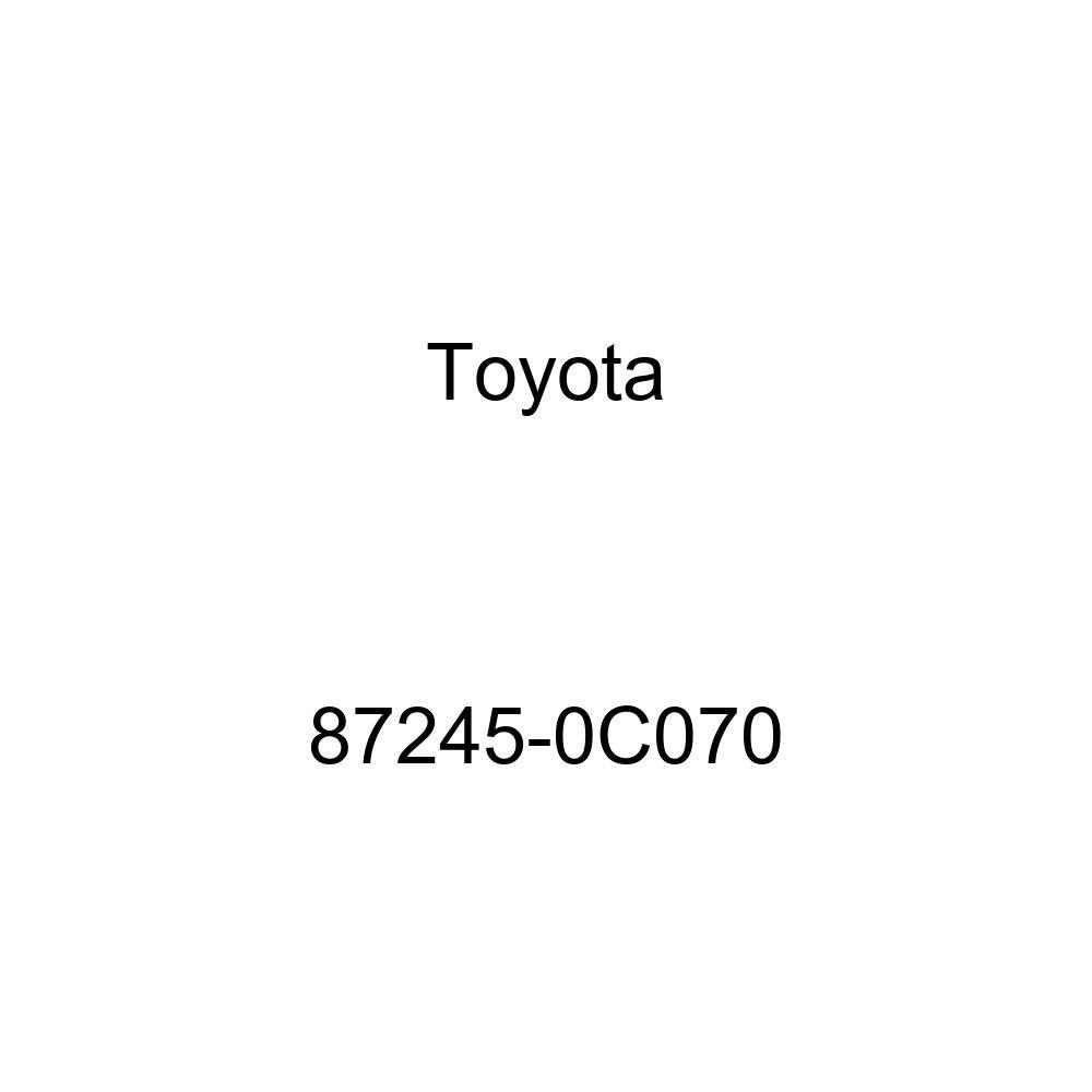 Toyota 87245-0C070 HVAC Heater Hose