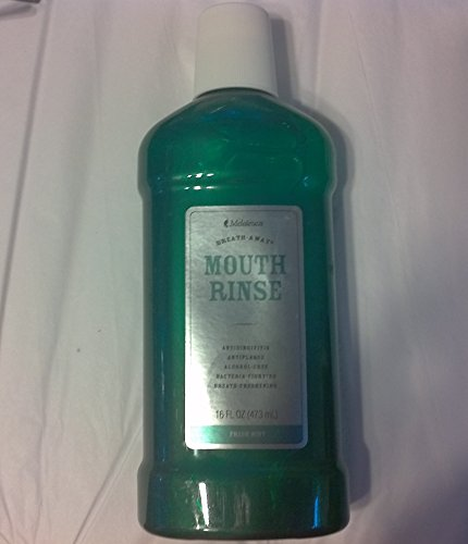 - Breath Away Concentrate Mouth Rinse- Fresh Mint