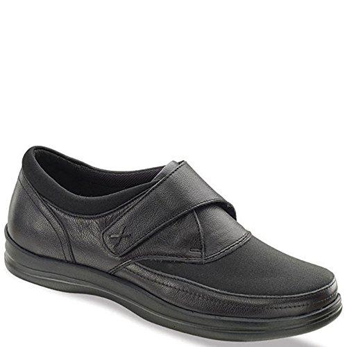 (Apex Women's Petals-Emmy Sneaker, Black, 12 W US)
