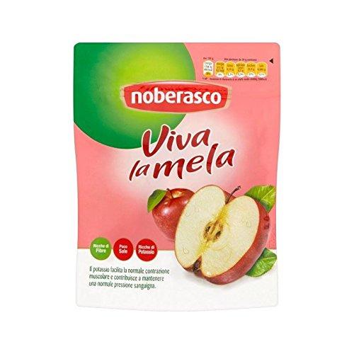 Noberasco Soft Apples 80g - Pack of 4