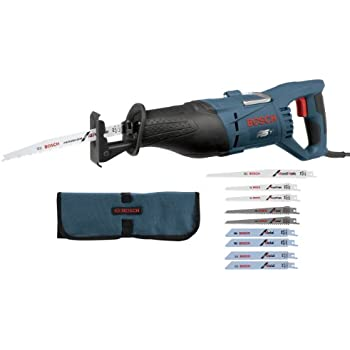 Bosch rs7 rap10pk 1 18 inch 11 amp reciprocating saw and 10 piece bosch rs7 rap10pk 1 18 inch 11 amp reciprocating saw greentooth Gallery