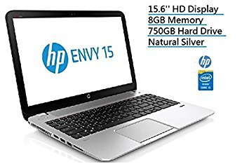 Newest HP Envy 15.6-inch Premium High Performance Laptop PC, Intel Core i5-3230M Processor, 8GB RAM, 750GB Hard drive, Webcam, Dural Core, Backlit LED, WiFi Natural - Processor 3230m