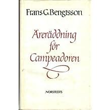 Äreräddning för Campeadoren (Swedish Edition)