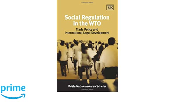 Social Regulation in the WTO: Trade Policy and International Legal Development