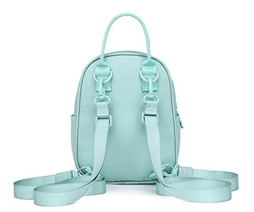 535s Turquoise 9x3 Girls Extra PURE S035a Purse Small MORE Backpacking 7in 8 4x5 Pale fqO5n