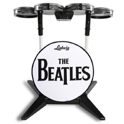 Rock Band Beatles - Stand Alone Wireless Drums for XBOX 360