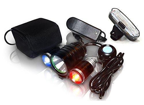 PS1200v2 Front Rear Police Light
