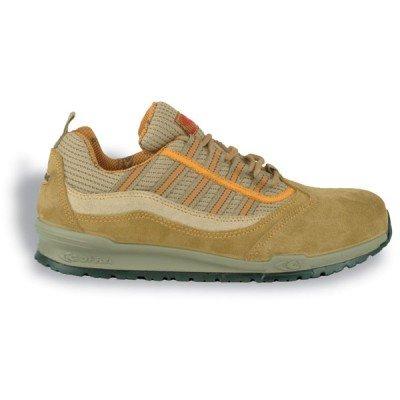"""Cofra 78420-001.W43 S1 P SRC taglia 43 """"Nadi-"""" Le scarpe di sicurezza, colore: marrone"""