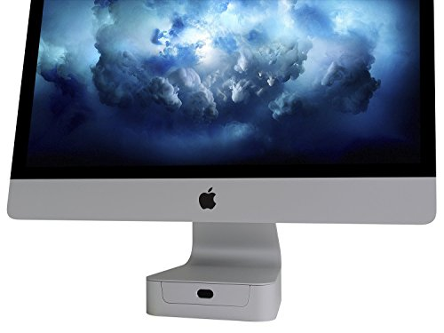 Rain Design mBase Monitor Mount 27'' for iMac, Space Gray (10045) by Rain Design