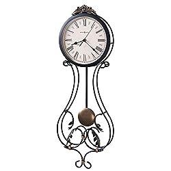 Howard Miller 625-296 Paulina Wall Clock