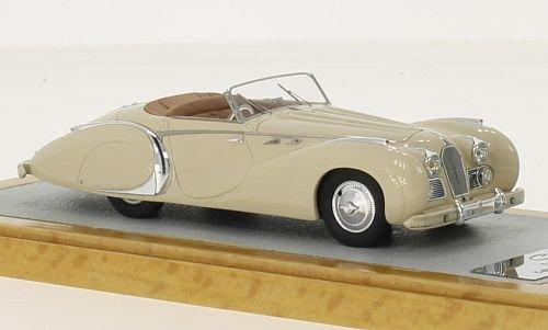 talbot-lago-t26-convertible-grand-sport-saoutchik-beige-rhd-1950-model-car-ready-made-chromes-143