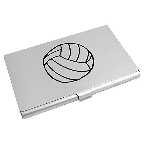 Azeeda Business Card CH00005341 'Volleyball' Holder Azeeda 'Volleyball' Card Credit Wallet PqPwRv1a