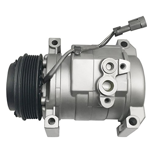 RYC Remanufactured AC Compressor and A/C Clutch IG369