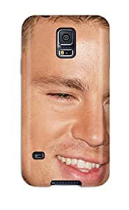 Christopher B. Kennedy's Shop Best Fashionable Galaxy S5 Case Cover For Channing Tatum Protective Case