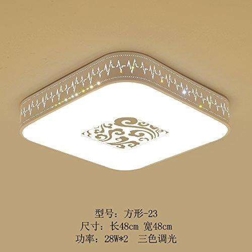 Plafonnier LED ronde 23)