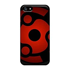 Ultra Slim Fit Hard GAwilliam Case Cover Specially Made For Iphone 5/5s- Naruto Shippuden Sharingan Mangekyou Sharingan
