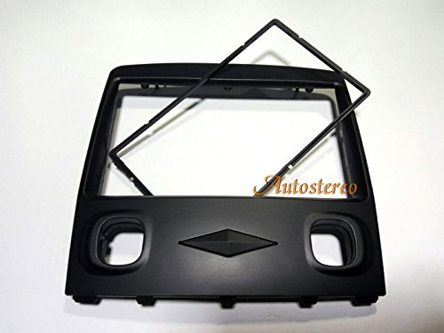 Autostereo Car Radio fascia Facia Panel Frame for For FORD Escape (ZD) 2008-2010 MAZDA Tribute 2006-2008 (Black) Stereo Fascia Dash CD Trim Installation Kit