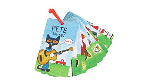 - Pete The Cat On The Go Flash Cards, 5