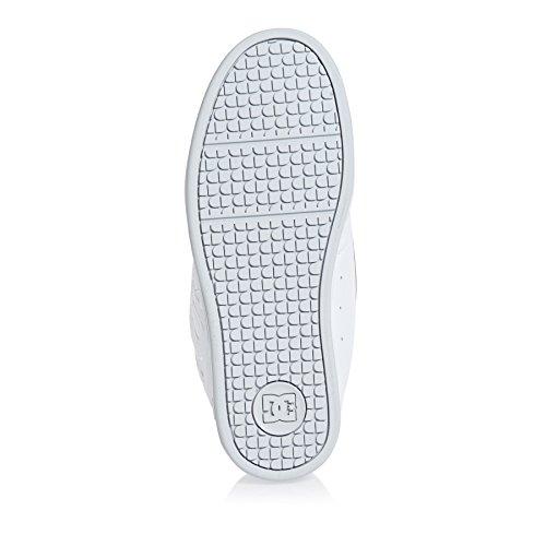 DC NET SE M SHOE WAH, Sneaker uomo White/White