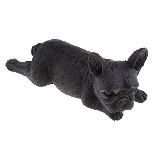 french bulldog garden statue - 6