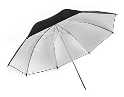 StudioPRO 675W 3 Light Single Lamp Black on Silver Umbrella Kit